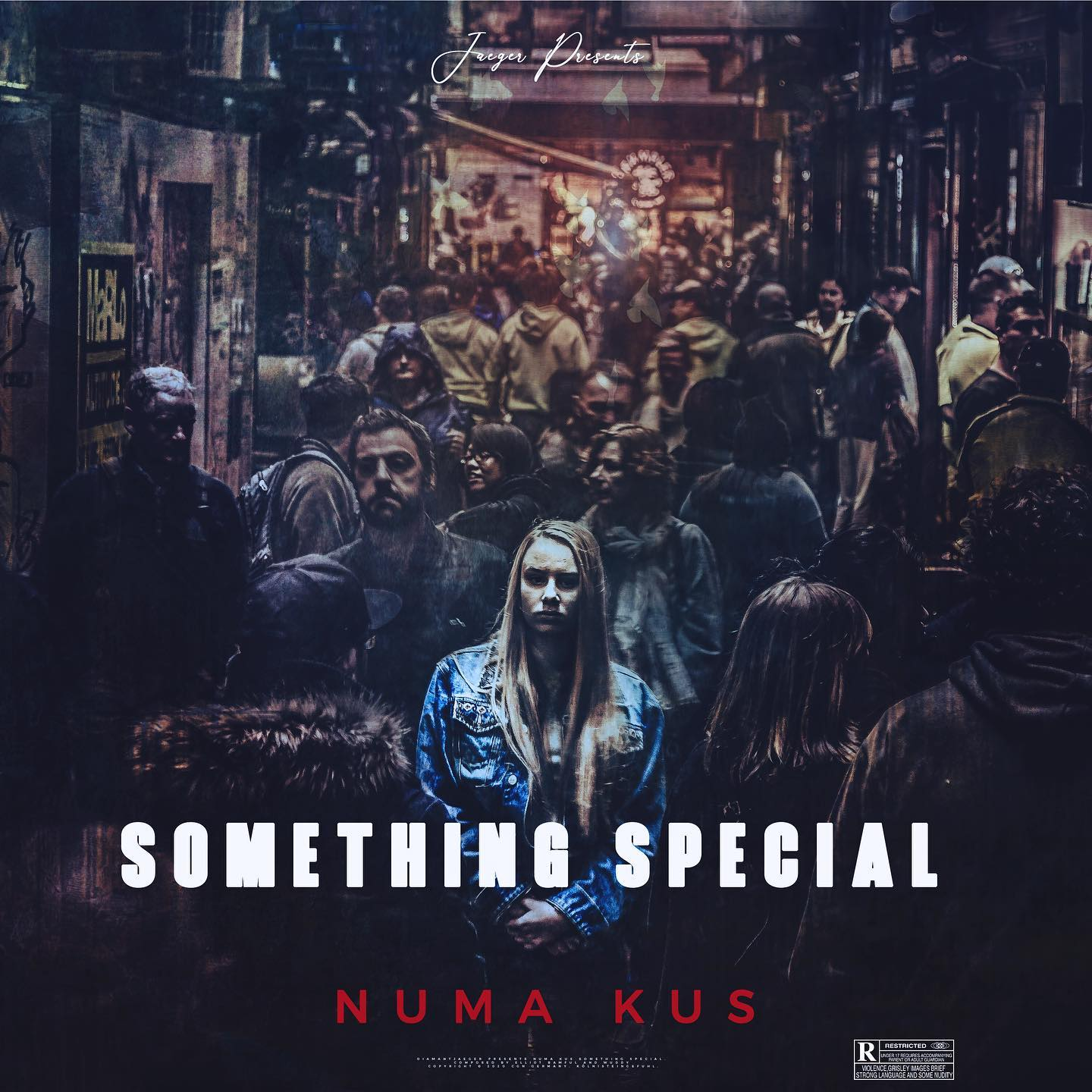 NUMA KUS – 'Something Special'