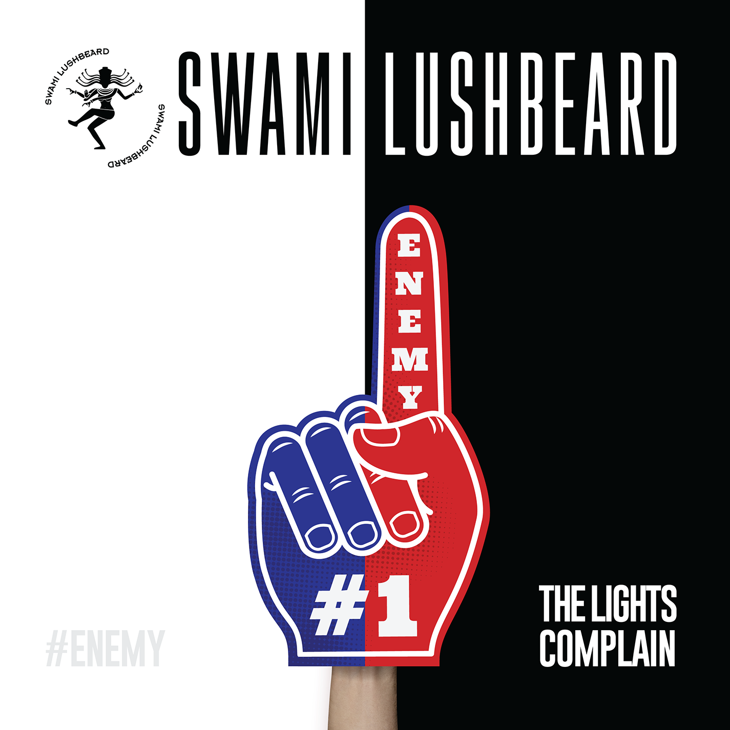 Swami Lushbeard – 'The Lights Complain'