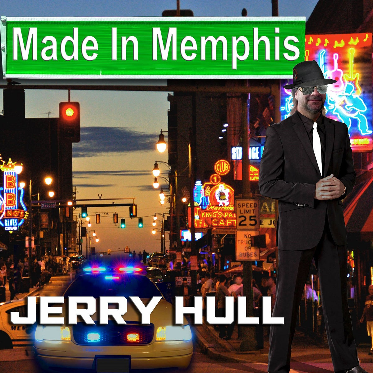 Jerry Hull – 'Made in Memphis'