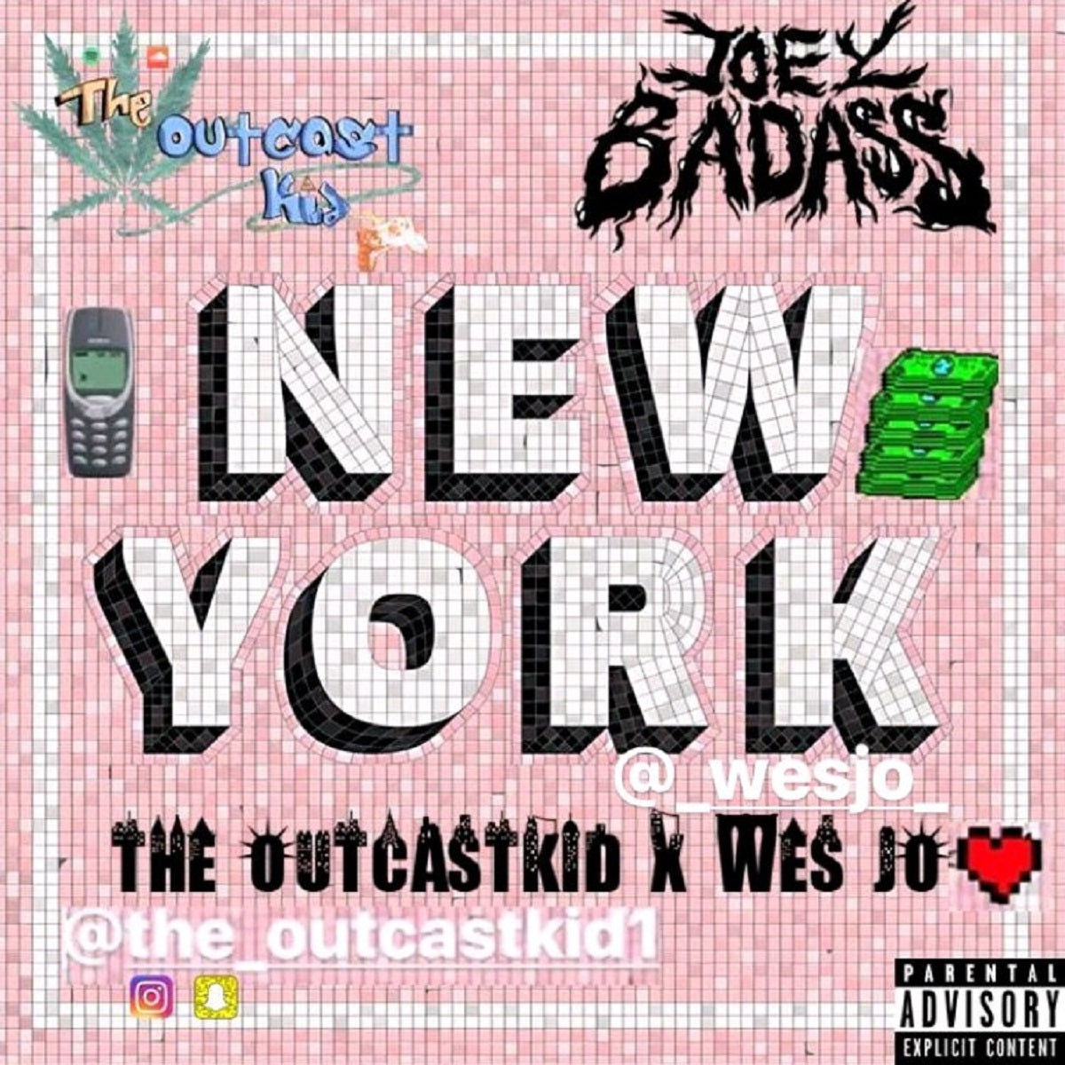 The Outcastkid – 'NY The Mood Remix'