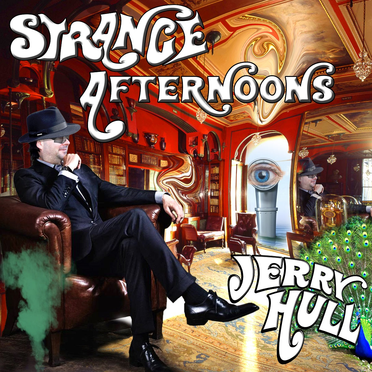 Jerry Hull – 'Strange Afternoons'