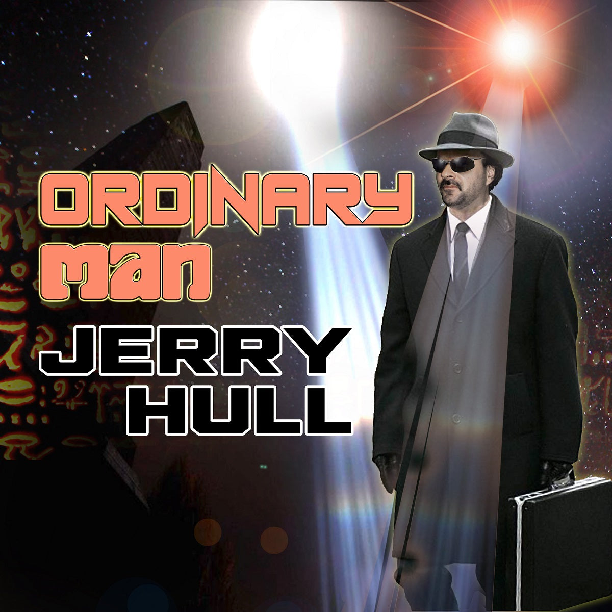 Review: Jerry Hull – 'Ordinary Man'