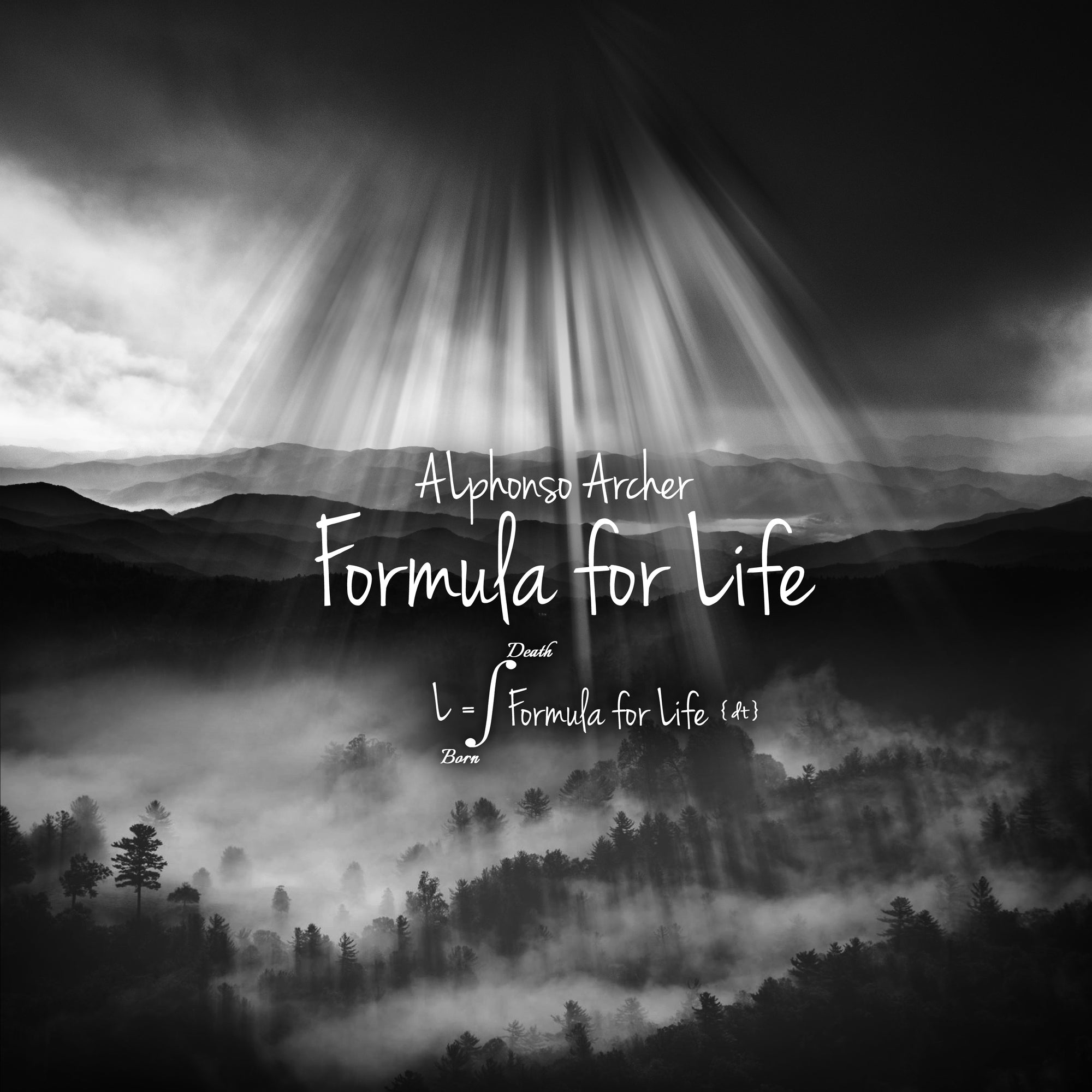 Alphonso Archer – 'Formula For Life'