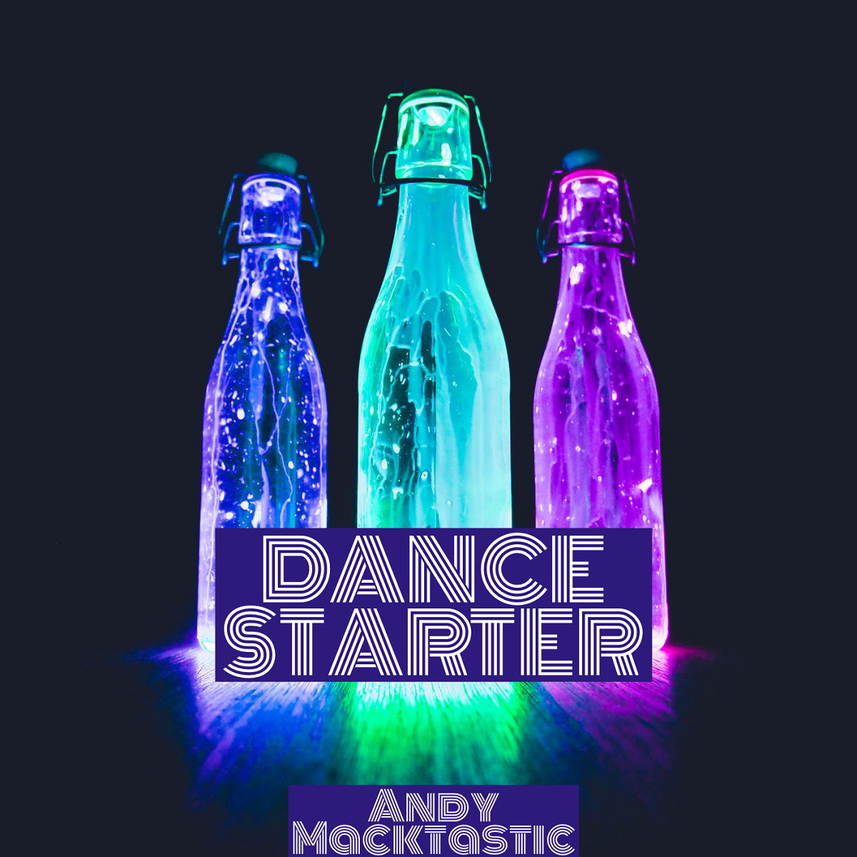 Review: Andy Macktastic – 'Dance Starter'