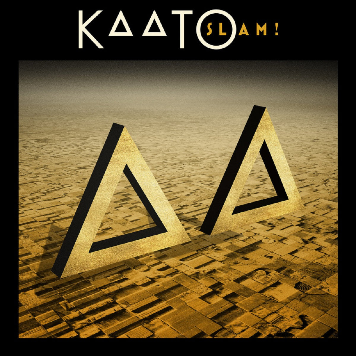 Review: KAATO – 'Slam!'