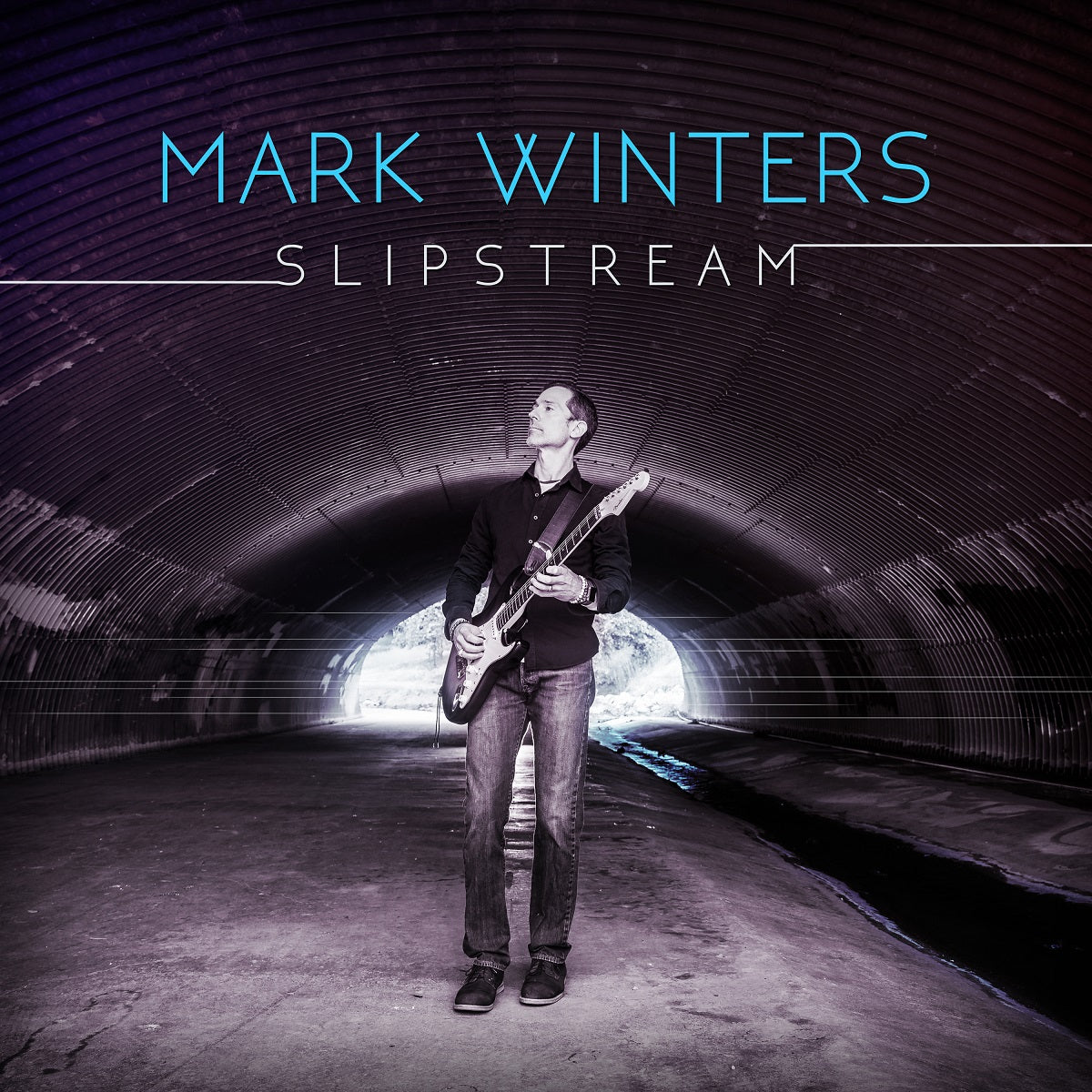 Review: Mark Winters – 'Slipstream'