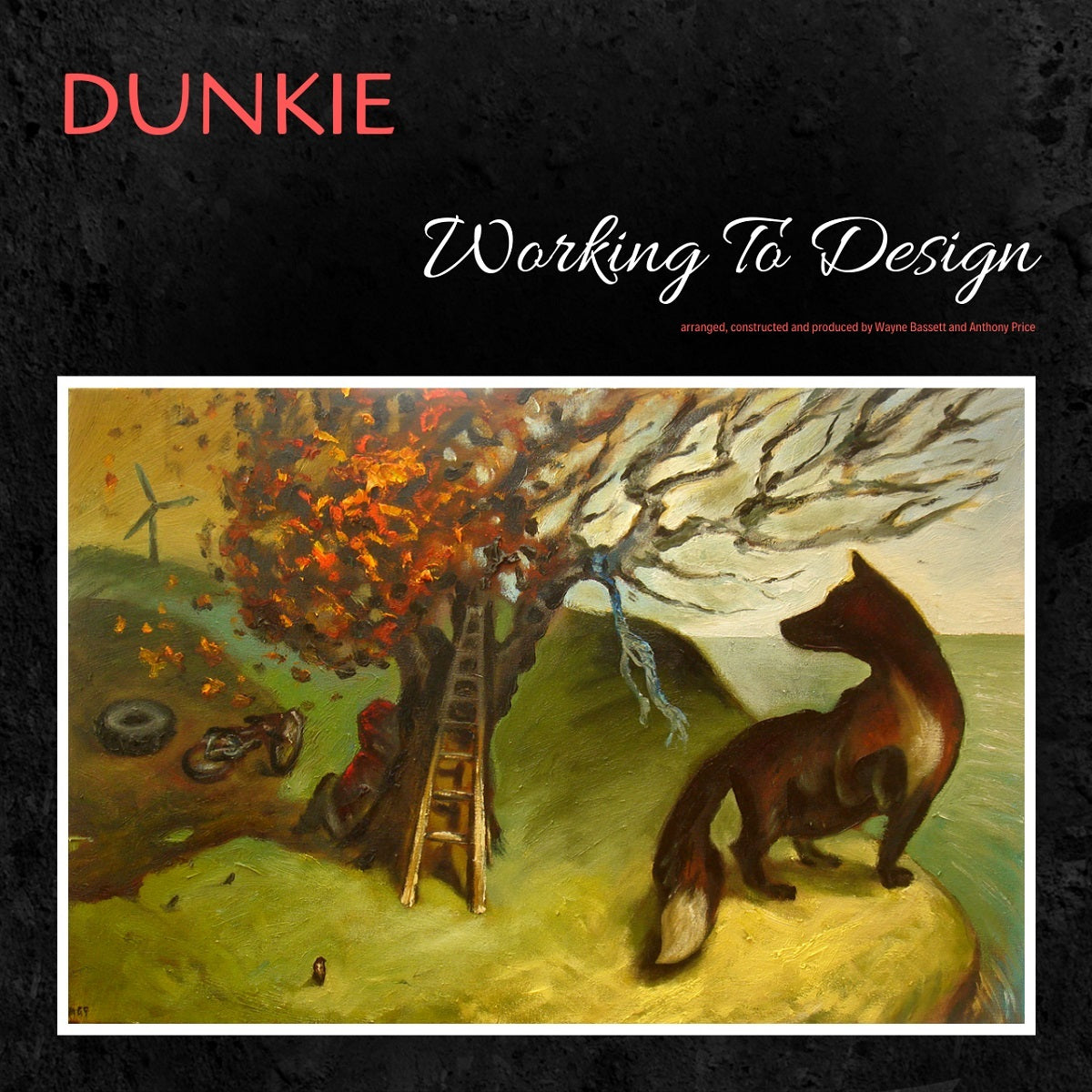 Dunkie – 'Working To Design'