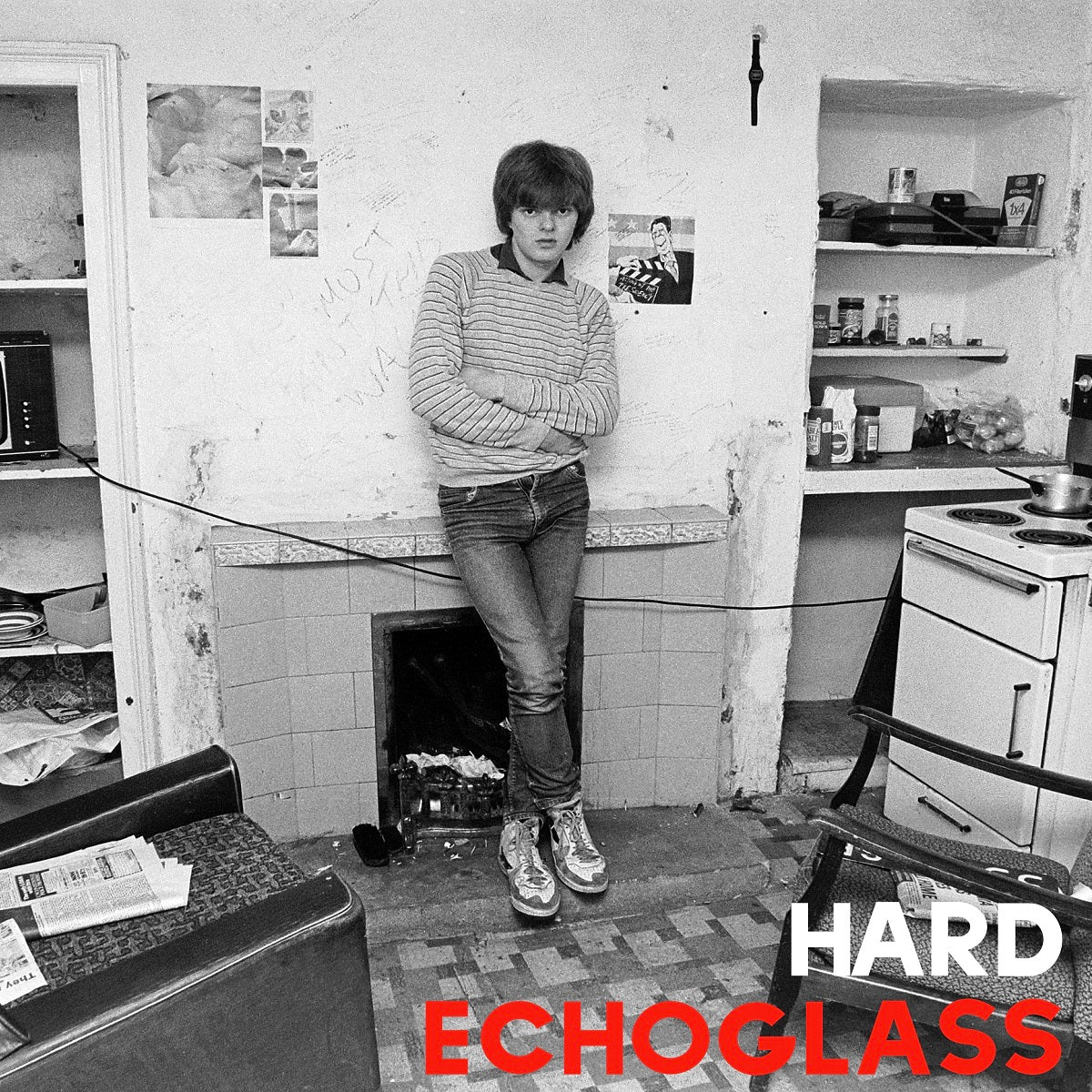 Review: Echoglass – 'Hard'