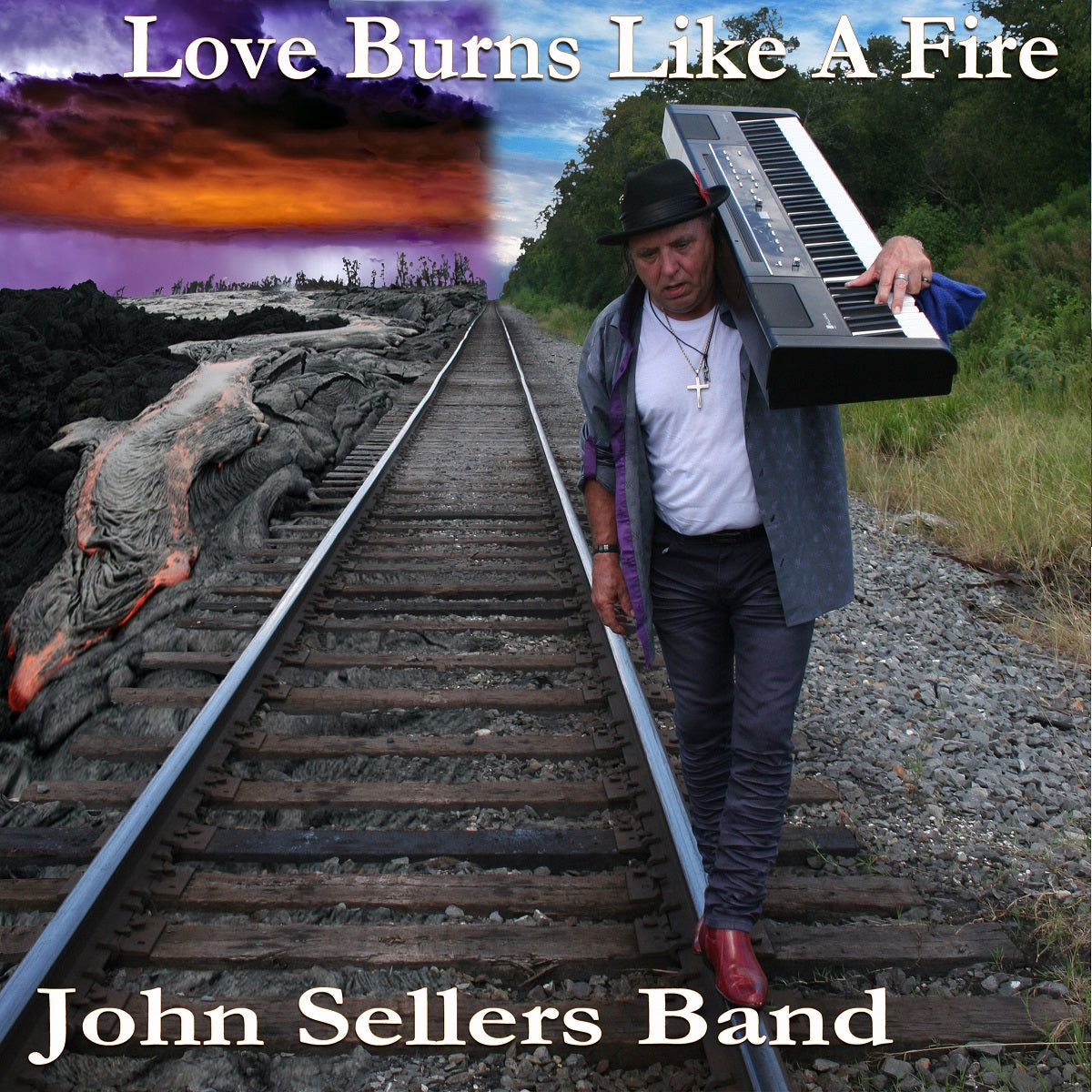 John Sellers Band – 'Love Burns Like A Fire'