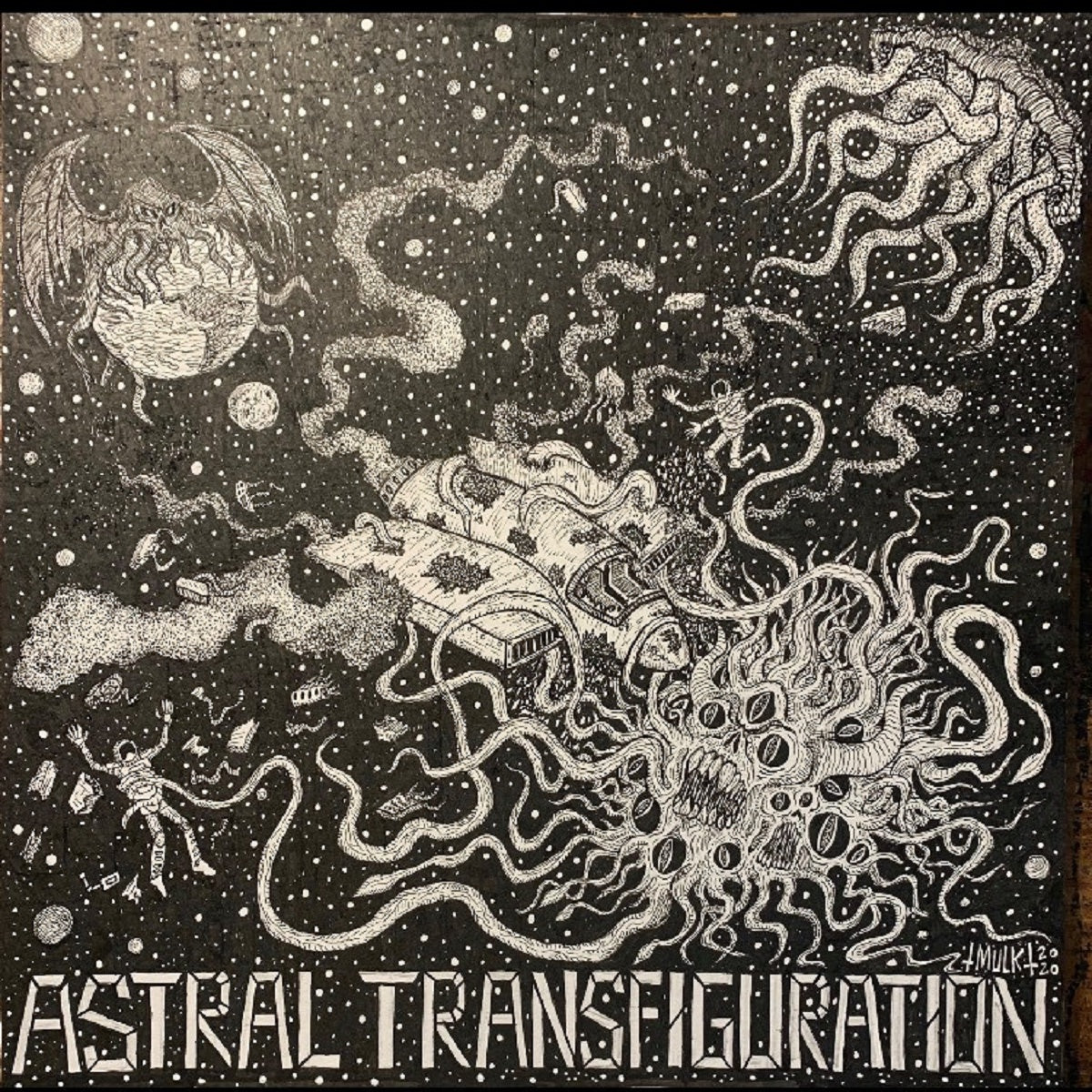 Review: Lord Maestro – 'Astral Transfiguration'