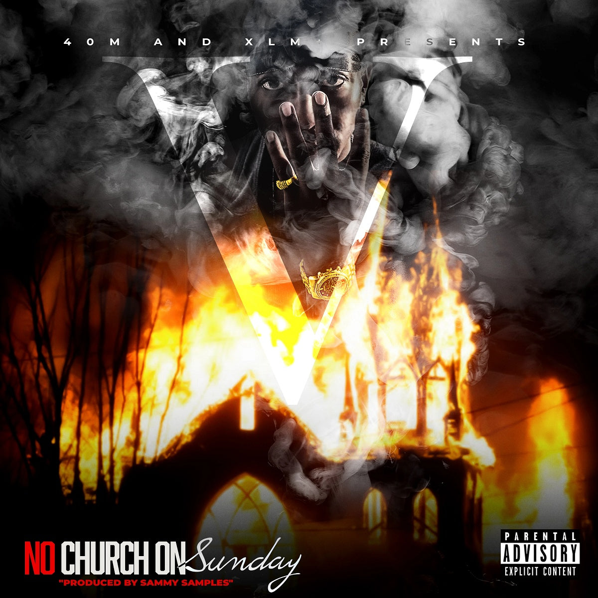 V - 'No Church on Sunday'