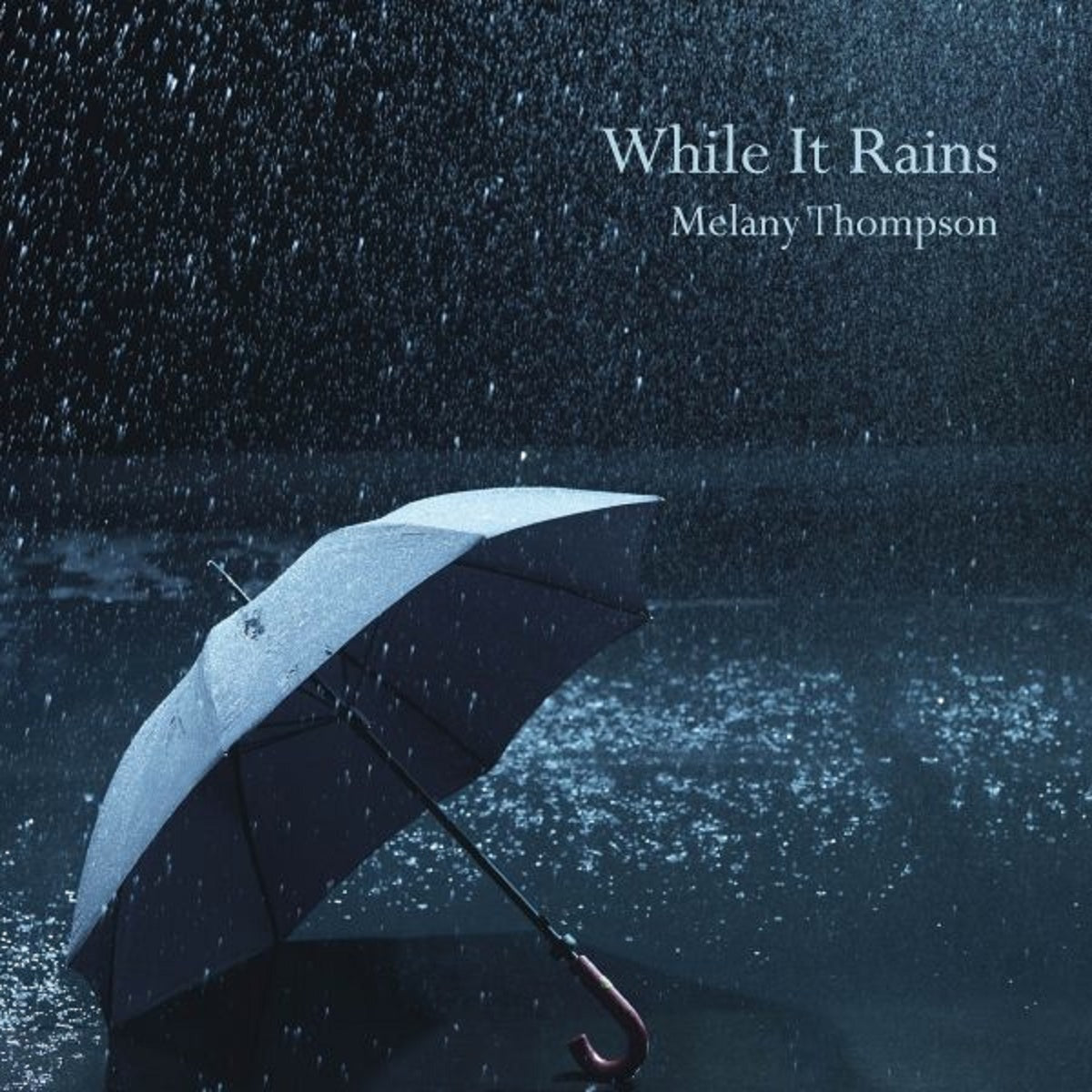 Melany Thompson - 'While It Rains'
