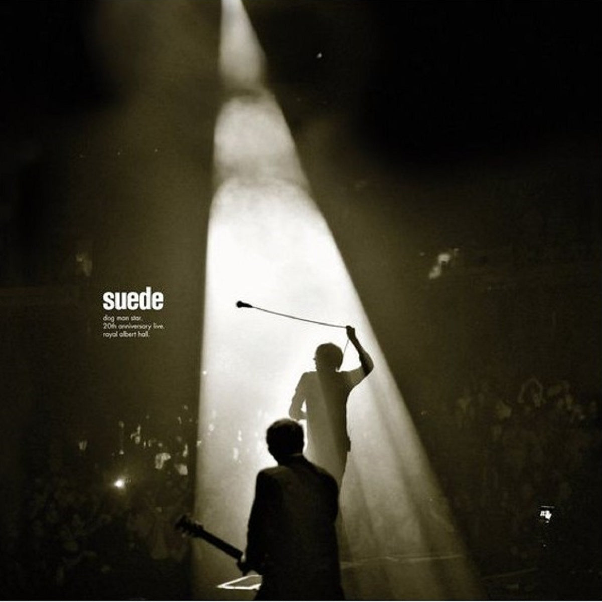 Suede - Dog Man Star. 20th Anniversary Live at Royal Albert Hall. - BROKEN 8 RECORDS