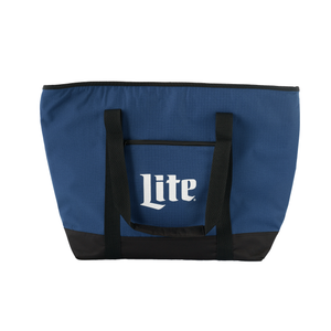 MILLER LITE CANVAS COOLER