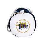 MILLER LITE BARREL DUFFEL BAG