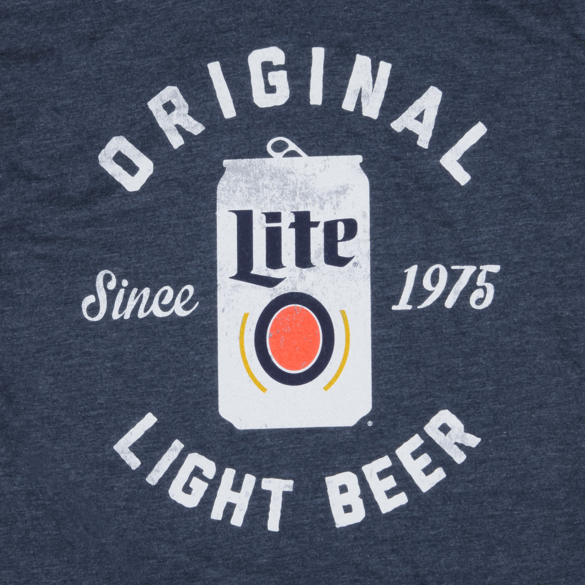 MILLER LITE ORIGINAL CAN UNISEX T-SHIRT