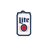 MILLER LITE CAN STICKER - SMALL