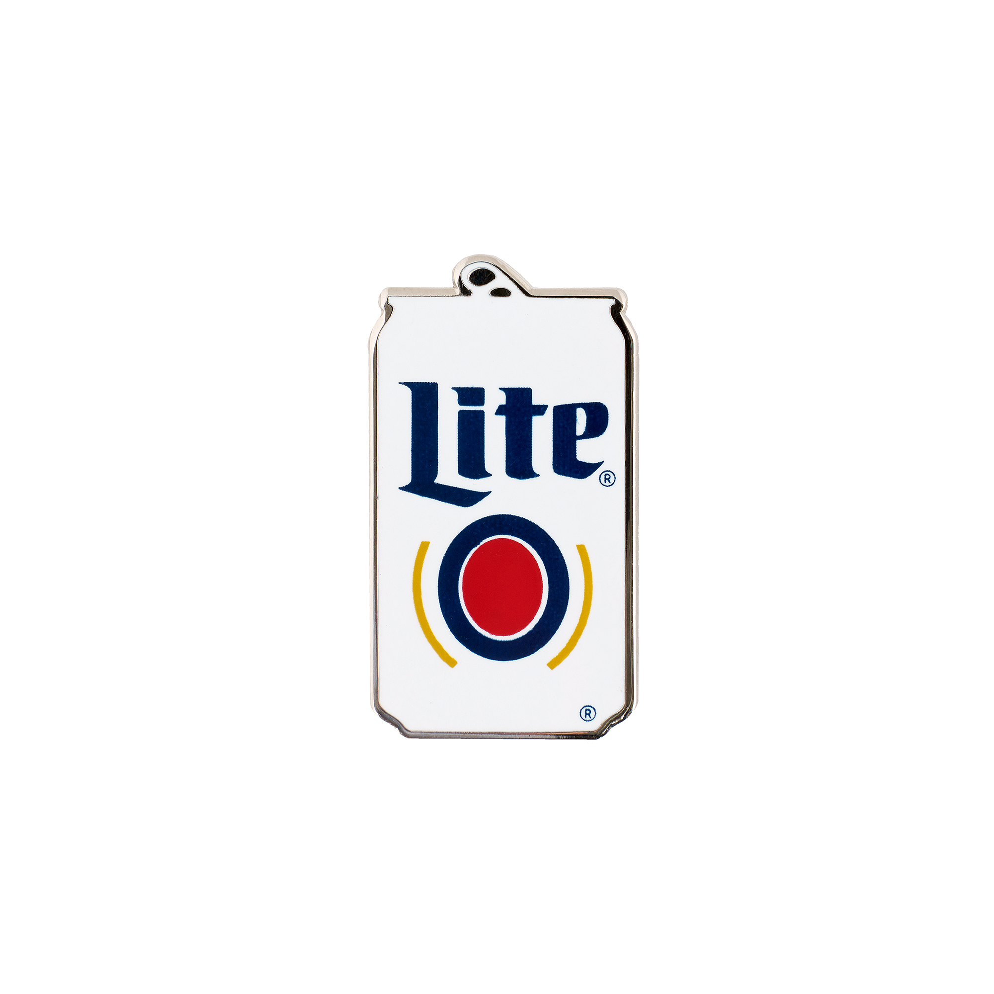 MILLER LITE CAN ENAMEL PIN
