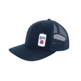 MILLER LITE MESH BACK BALL CAP