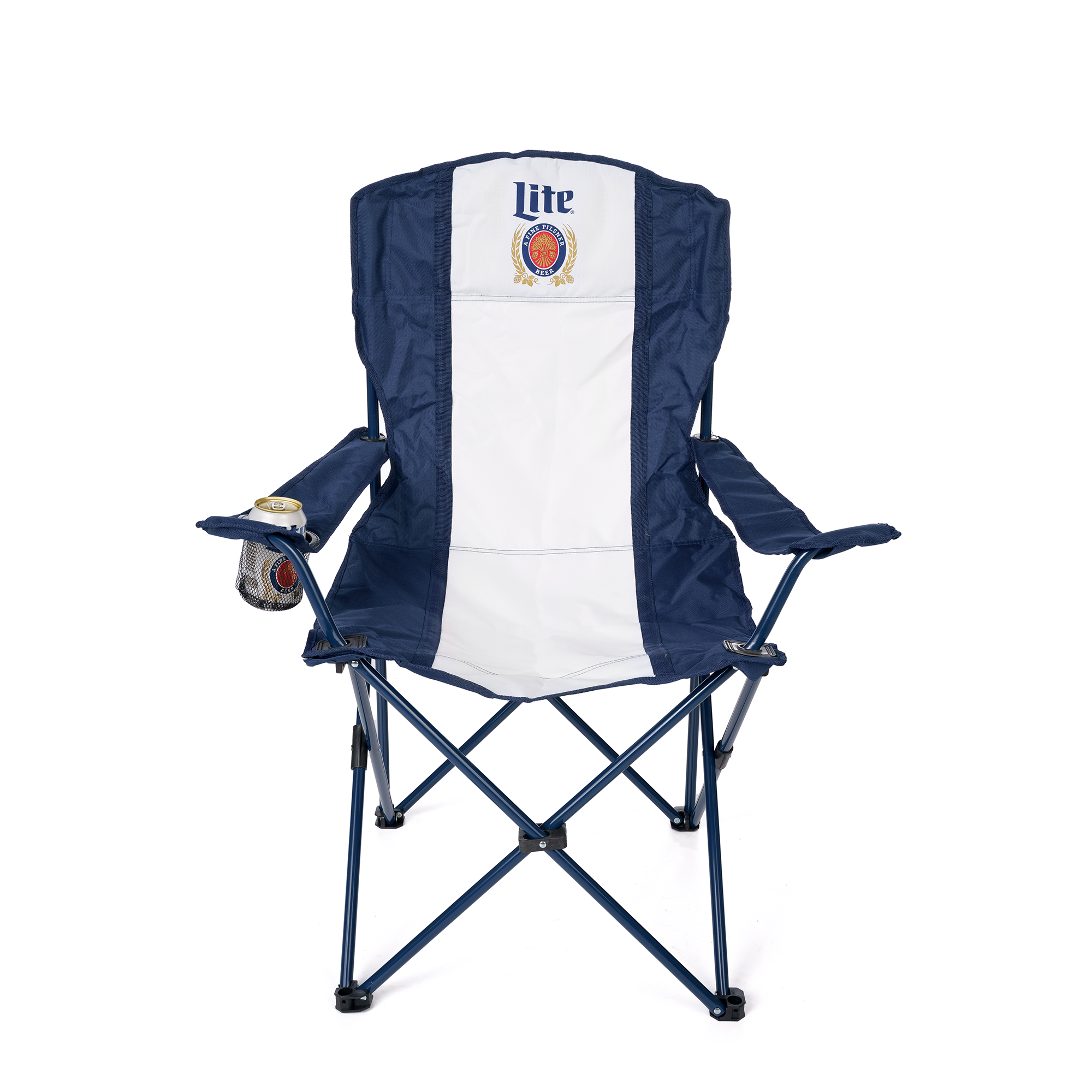 MILLER LITE OUTDOOR FOLDABLE CHAIR