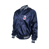 MILLER LITE SATIN BASEBALL JACKET