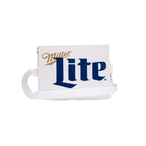 MILLER LITE CREST SOFT-SIDED COOLER