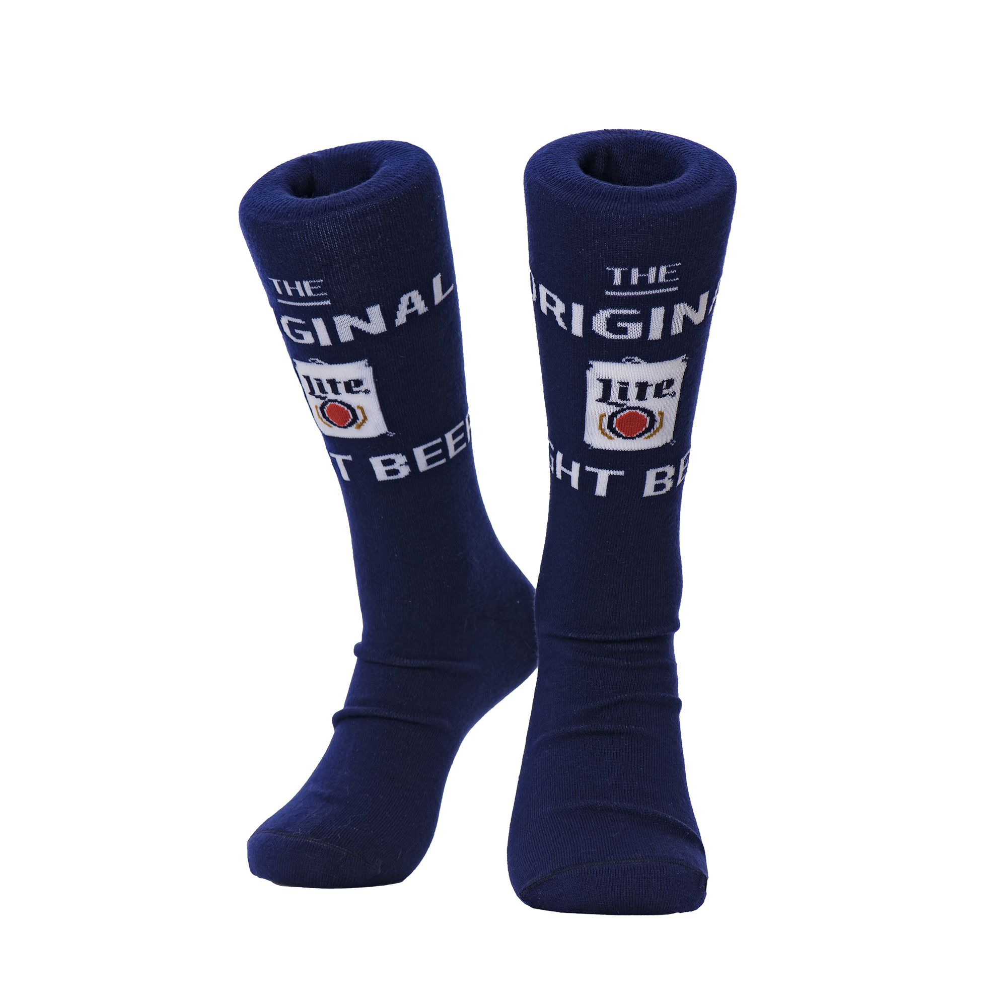 MILLER LITE THE ORIGINAL SOCK