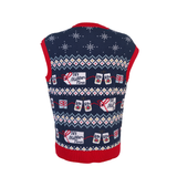 MILLER LITE UGLY KNIT SWEATER VEST
