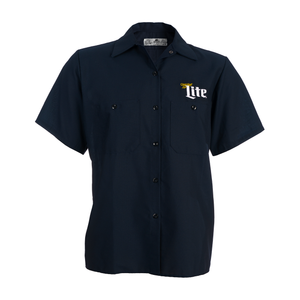 MILLER LITE WORK SHIRT