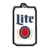 MILLER LITE MIN CAN LED WALL SIGN
