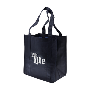 MILLER LITE REUSABLE SHOPPING BAG