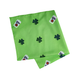 ST. PADDY'S CAN AND CLOVER BANDANA