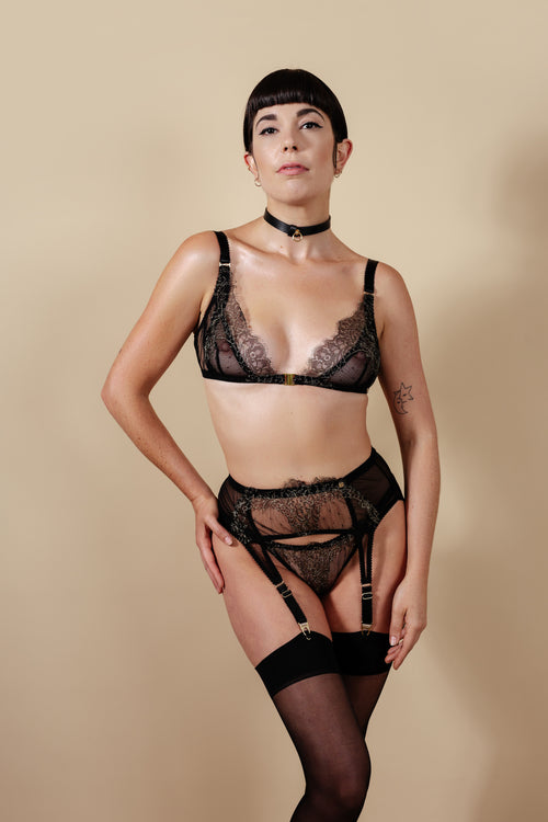 Something Wicked Arabella Suspender