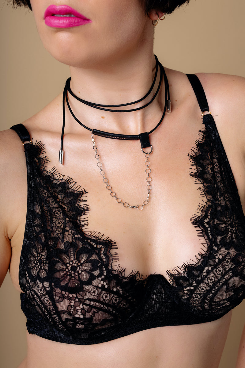 domestique Chained Up Necklace