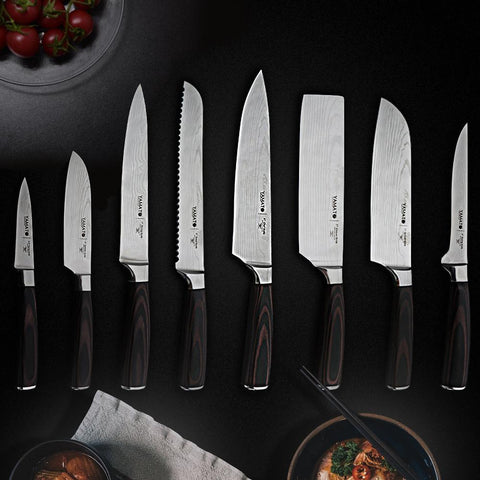 YAMATO French Chef Knife Set