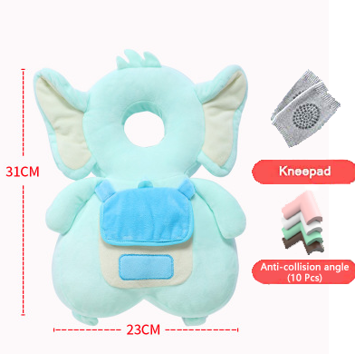 Image of Baby Head Protection Pad Support