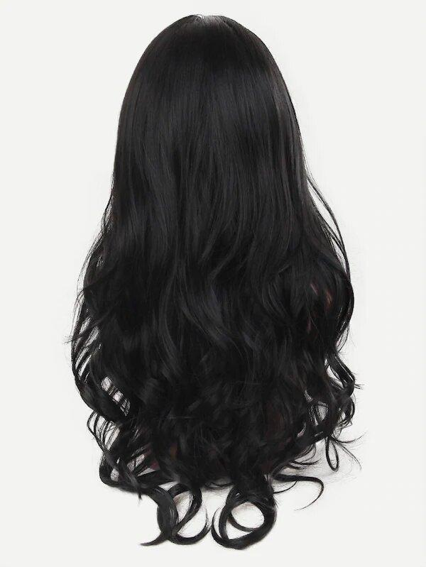 Soft Wave Wig-Black