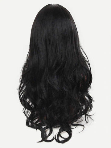Image of Soft Wave Wig-Black