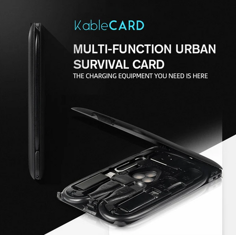 Image of Multi-Function Urban Survival Card