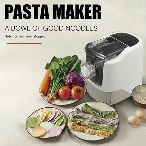 Image of Automatic Pasta Maker Machine