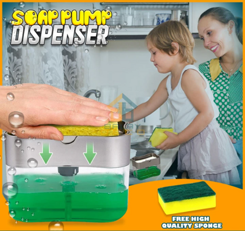 Image of SOAP PUMP DISPENSER
