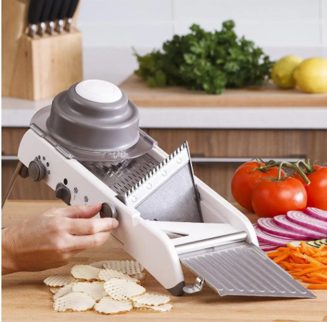 Image of Multi-Function Vegetable Slicer