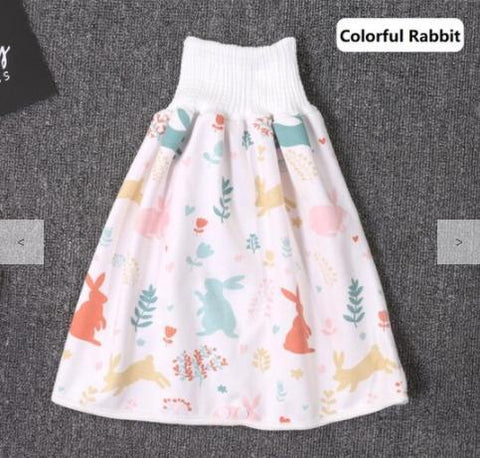 Image of Comfy children's adult diaper skirt shorts