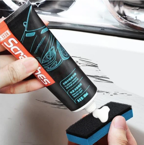 Image of Car Cleaning Paste