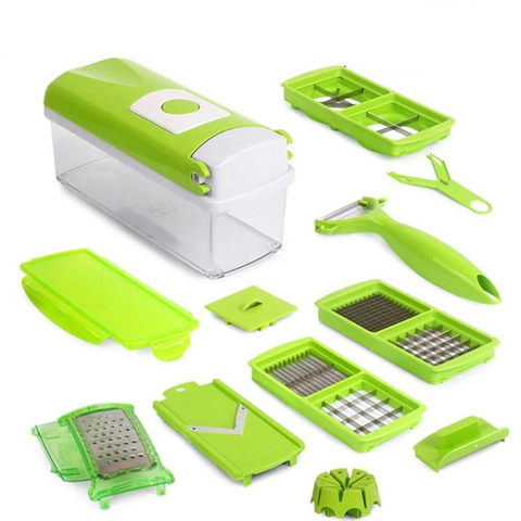 Image of Edenware Fruit and Veggie Slicer 12 in 1