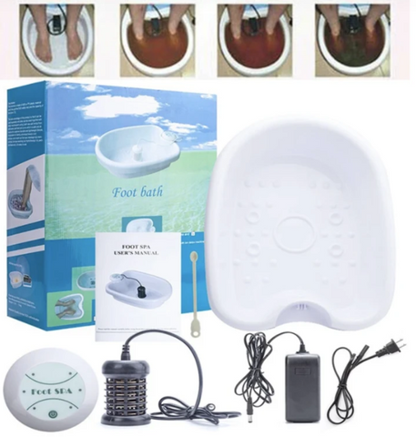 Image of Ionic Detox Foot Spa