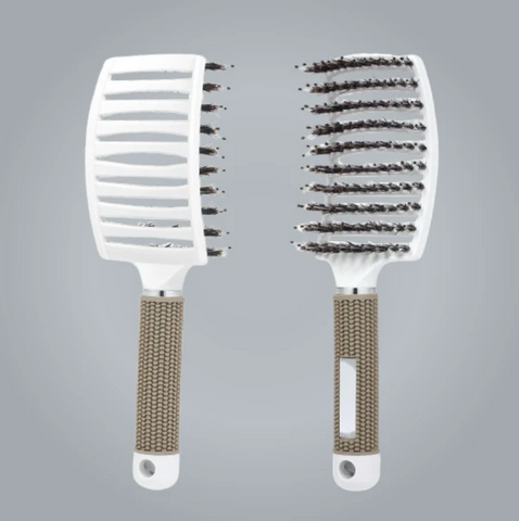 Image of Detangling Nylon Bristle Brush