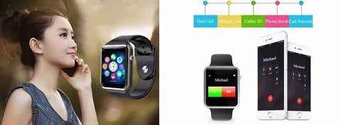 Android/iOS Smart Watch