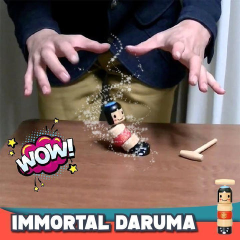 Image of MR. IMMORTAL TOY
