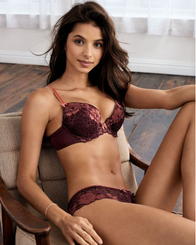 Image of Talma Push Up Bra & Panty (Combo Pack)